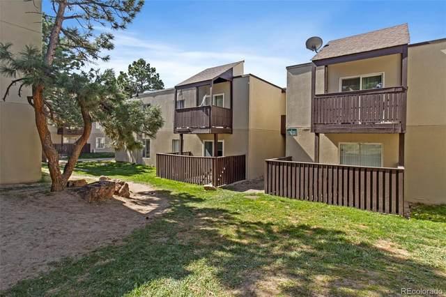9995 E Harvard Avenue #148, Denver, CO 80231 (MLS #1636644) :: The Sam Biller Home Team