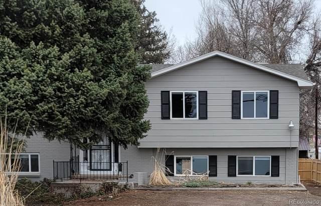 12215 W 52nd Avenue, Wheat Ridge, CO 80033 (#1637760) :: Wisdom Real Estate