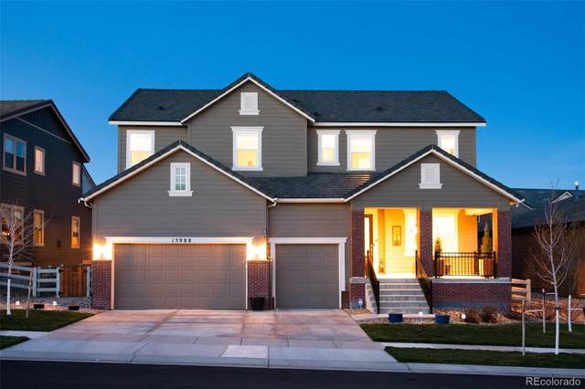 15988 Humboldt Peak Drive, Broomfield, CO 80023 (#1637917) :: Venterra Real Estate LLC