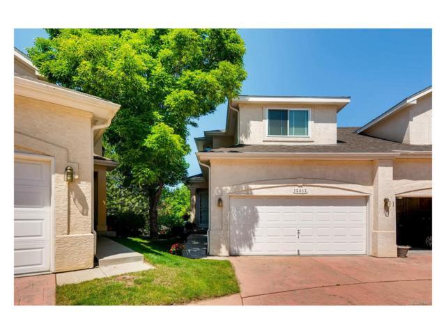 12612 E Baker Place, Aurora, CO 80014 (MLS #1638261) :: 8z Real Estate