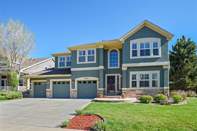 23165 Bay Oaks Avenue, Parker, CO 80138 (MLS #1638340) :: 8z Real Estate