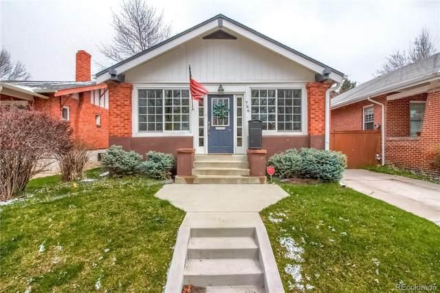 766 S Emerson Street, Denver, CO 80209 (#1638393) :: Mile High Luxury Real Estate