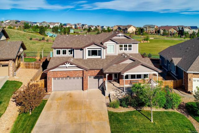6339 S Old Hammer Way, Aurora, CO 80016 (#1638953) :: The Pete Cook Home Group