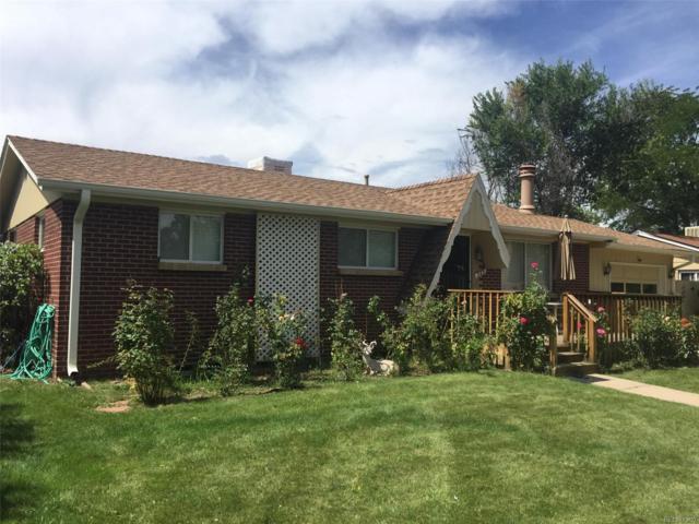 385 S Salem Street, Aurora, CO 80012 (MLS #1638967) :: 8z Real Estate