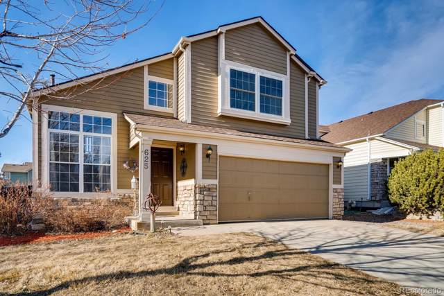 625 S Lindsey Street, Castle Rock, CO 80104 (#1639291) :: The Brokerage Group