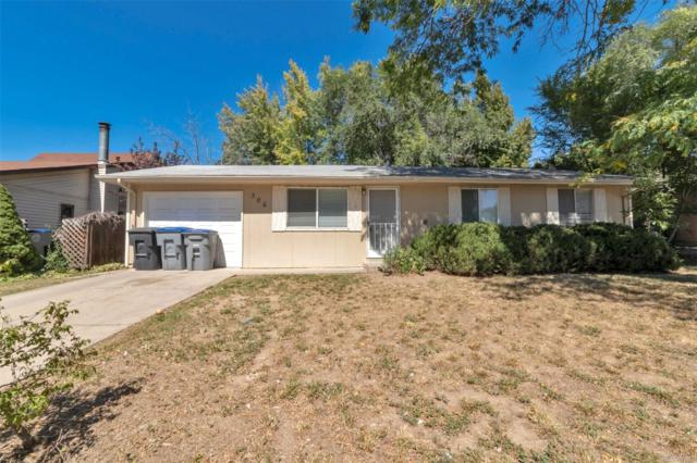 306 Meeker Place, Longmont, CO 80504 (#1639357) :: Colorado Home Finder Realty