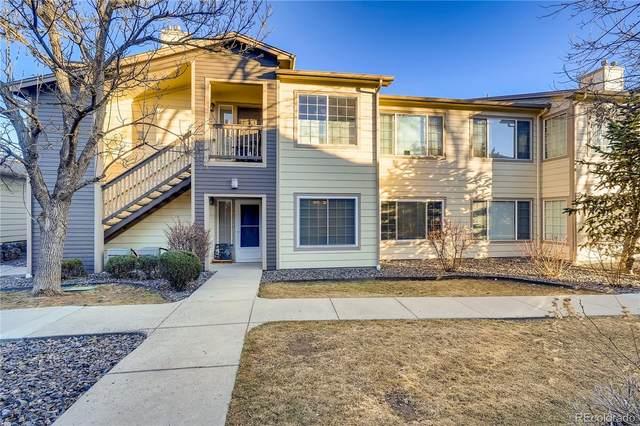 5443 S Dover Street #104, Denver, CO 80123 (#1639450) :: HomeSmart