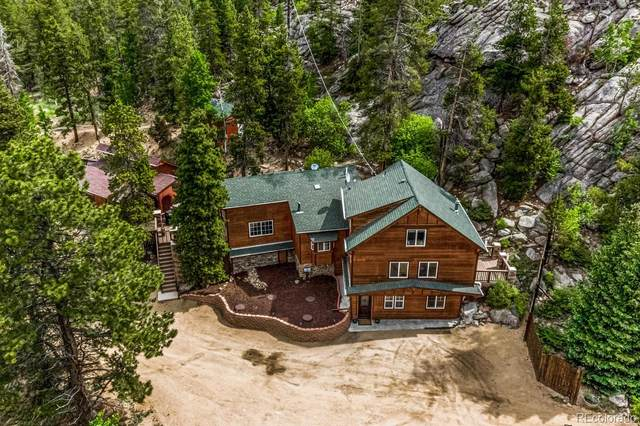 114 Old Logging Road, Golden, CO 80403 (#1639790) :: The DeGrood Team