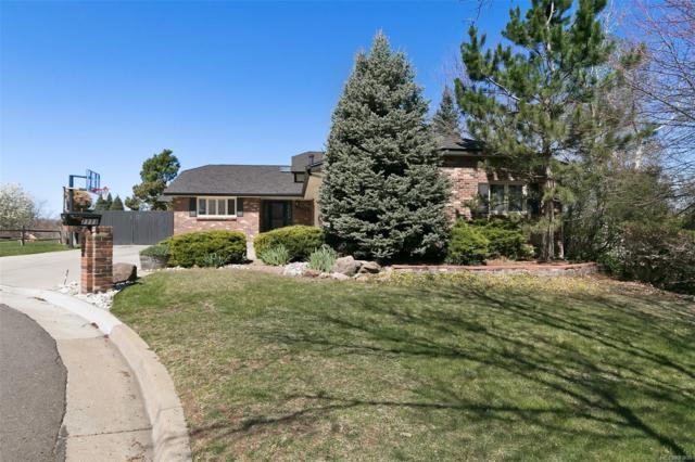 7773 S Oneida Court, Centennial, CO 80112 (#1640526) :: The Peak Properties Group
