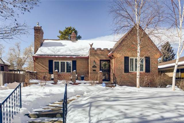 1675 Newport Street, Denver, CO 80220 (#1640925) :: The Griffith Home Team