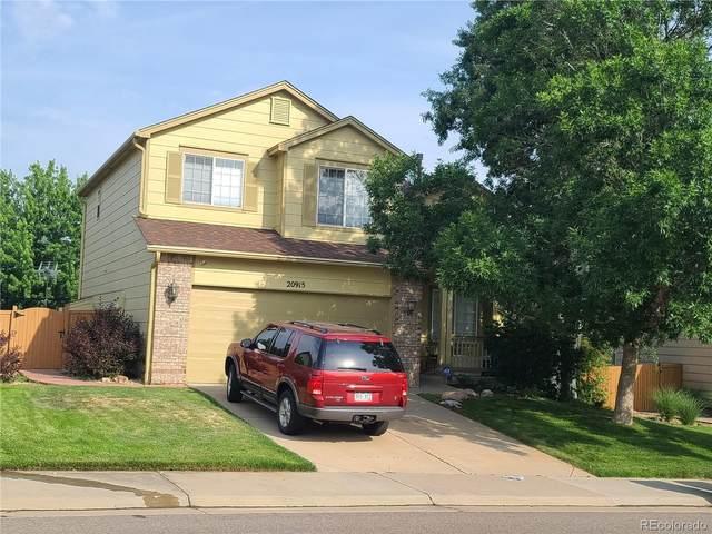 20915 Omaha Avenue, Parker, CO 80138 (#1641068) :: James Crocker Team