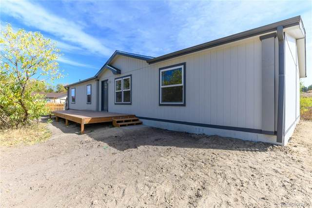 24109 Kiowa Street, Elbert, CO 80106 (#1641327) :: The HomeSmiths Team - Keller Williams