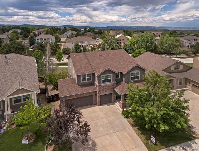 3689 Sunchase Drive, Castle Rock, CO 80109 (#1641439) :: My Home Team