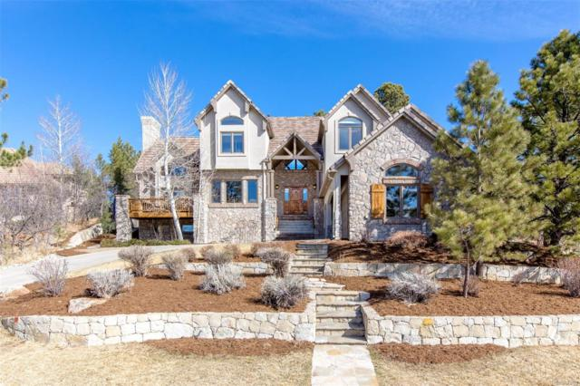875 Wolverine Court, Castle Rock, CO 80108 (#1641645) :: The Heyl Group at Keller Williams