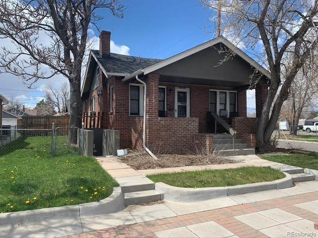2501 S Broadway, Denver, CO 80210 (MLS #1641984) :: Bliss Realty Group