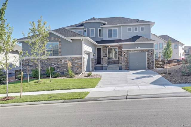 11812 Discovery Lane, Parker, CO 80138 (MLS #1642159) :: 8z Real Estate