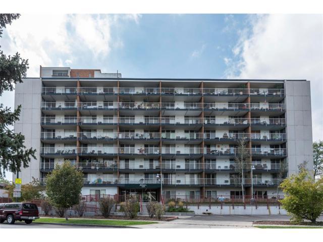 4800 Hale Parkway 203N, Denver, CO 80220 (#1642195) :: Wisdom Real Estate