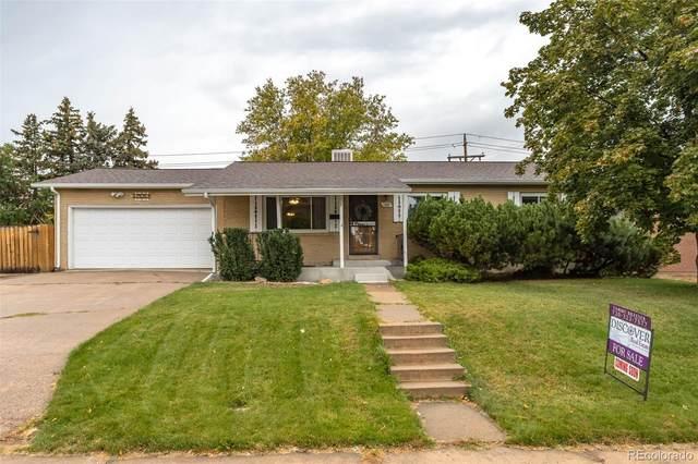 12081 W Dakota Drive, Lakewood, CO 80228 (#1642357) :: James Crocker Team