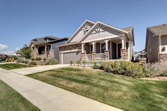 16935 W 85th Lane, Arvada, CO 80007 (#1642477) :: The Heyl Group at Keller Williams