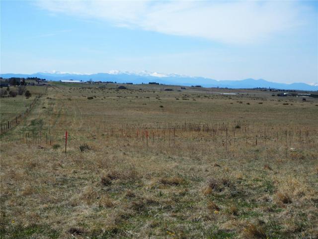 10440 Lucas Avenue, Franktown, CO 80116 (#1643606) :: Colorado Home Realty