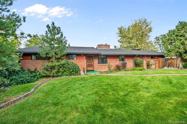 10585 W 36th Place, Wheat Ridge, CO 80033 (#1643703) :: The HomeSmiths Team - Keller Williams