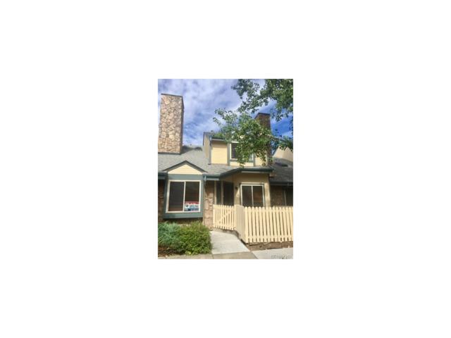 8782 Allison Drive D, Westminster, CO 80005 (MLS #1643874) :: 8z Real Estate