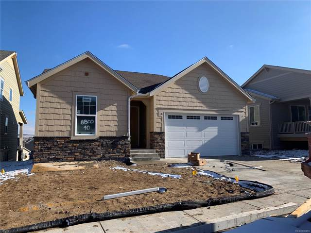 8800 Ginkgo Loop, Parker, CO 80134 (#1643899) :: HomePopper
