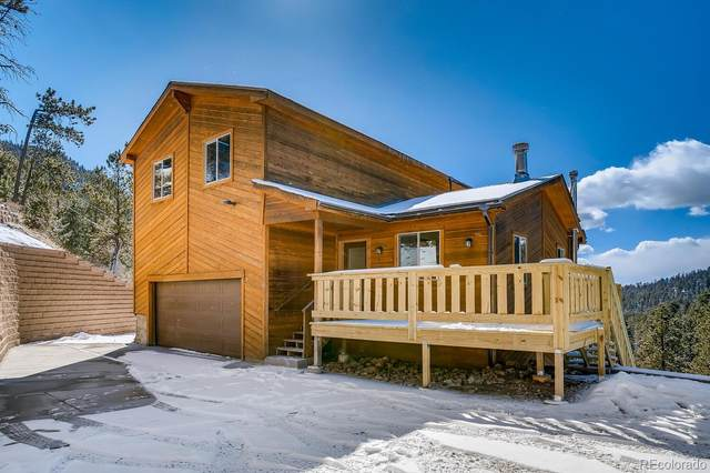 13559 Elsie Road, Conifer, CO 80433 (MLS #1643958) :: Wheelhouse Realty