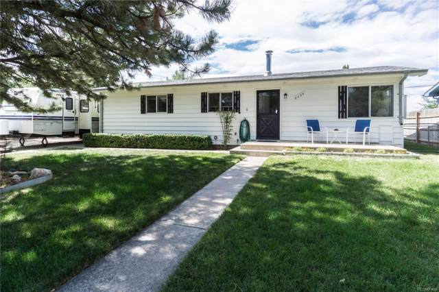 8435 2nd Street, Wellington, CO 80549 (#1644220) :: HomePopper