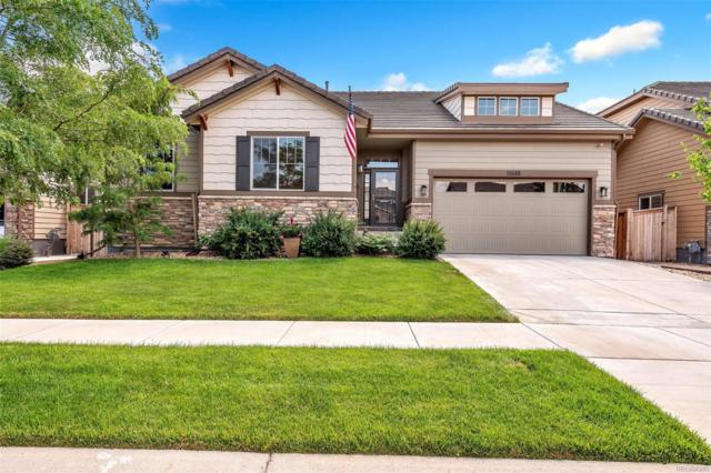 15546 E 115th Place, Commerce City, CO 80022 (#1644358) :: The Healey Group