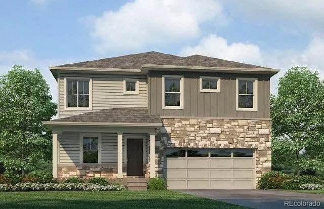 2271 Rosette Lane, Castle Rock, CO 80104 (MLS #1644418) :: Kittle Real Estate