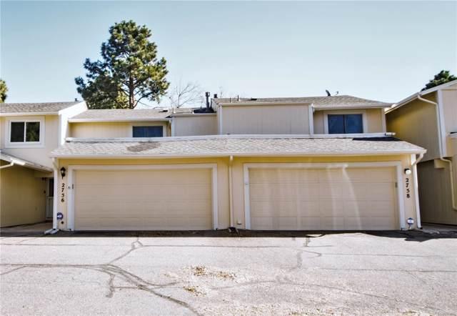 2756 S Kenton Court, Aurora, CO 80014 (#1644505) :: Bring Home Denver with Keller Williams Downtown Realty LLC