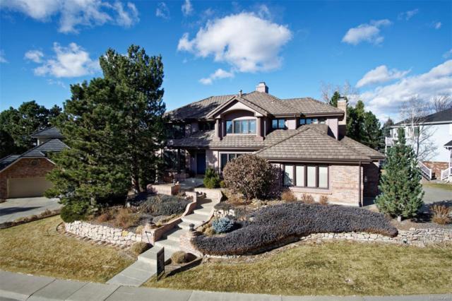 5383 E Otero Drive, Centennial, CO 80122 (#1644584) :: Colorado Home Finder Realty