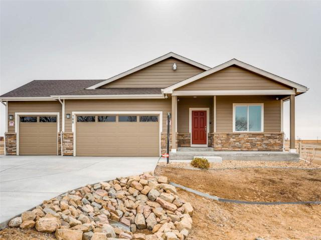 42099 N Pinehurst Circle, Elizabeth, CO 80107 (#1644632) :: The Peak Properties Group