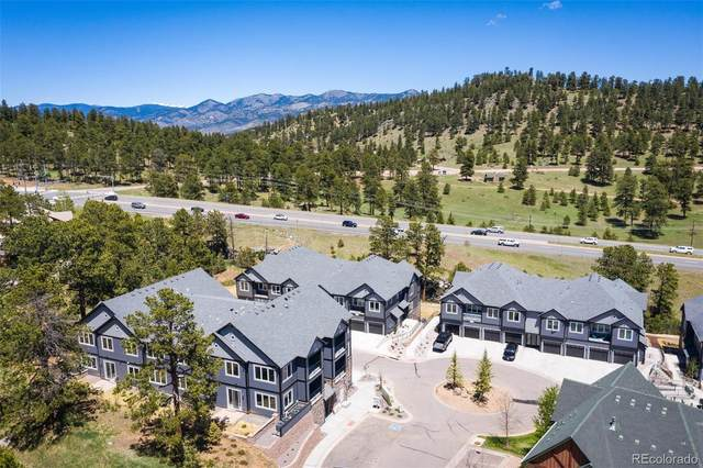 31161 Black Eagle Drive #102, Evergreen, CO 80439 (#1644774) :: The DeGrood Team