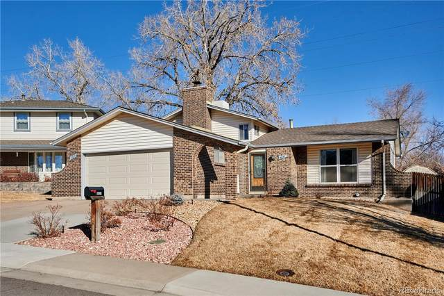 4037 E Caley Place, Centennial, CO 80121 (#1645650) :: iHomes Colorado