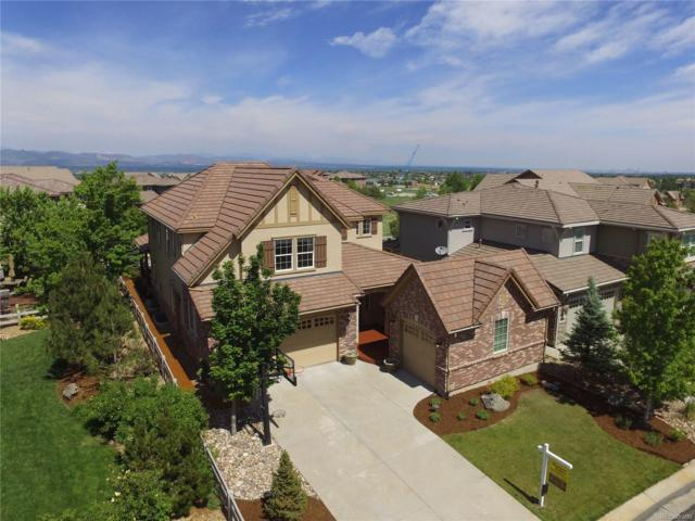 10487 Willowwisp Way, Highlands Ranch, CO 80126 (#1645870) :: The Peak Properties Group