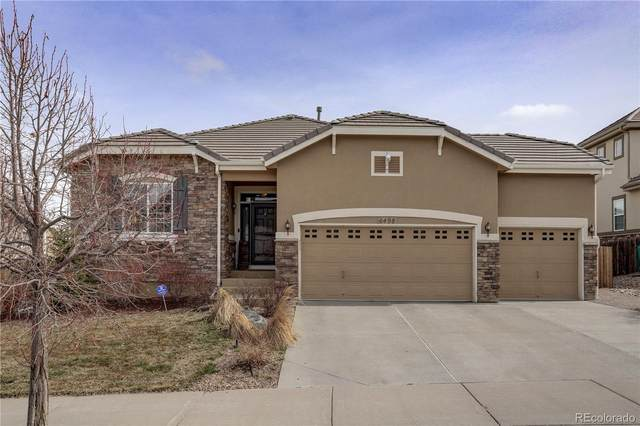 6498 S Kewaunee Way, Aurora, CO 80016 (#1646009) :: My Home Team