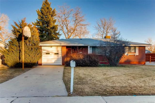 7042 Marshall Street, Arvada, CO 80003 (#1646079) :: The Galo Garrido Group