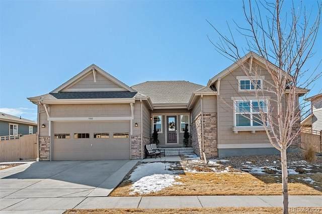 7080 W Warren Avenue, Lakewood, CO 80227 (#1646354) :: Colorado Home Finder Realty