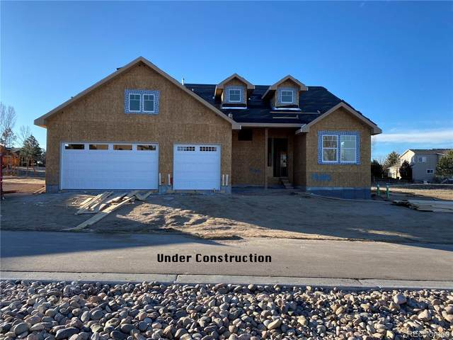 14124 Stone Eagle Place, Colorado Springs, CO 80921 (#1646450) :: The DeGrood Team