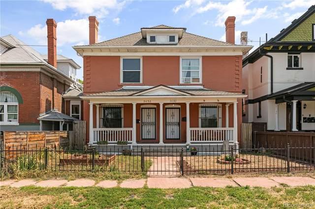 3032 Stout Street, Denver, CO 80205 (#1646467) :: The Artisan Group at Keller Williams Premier Realty