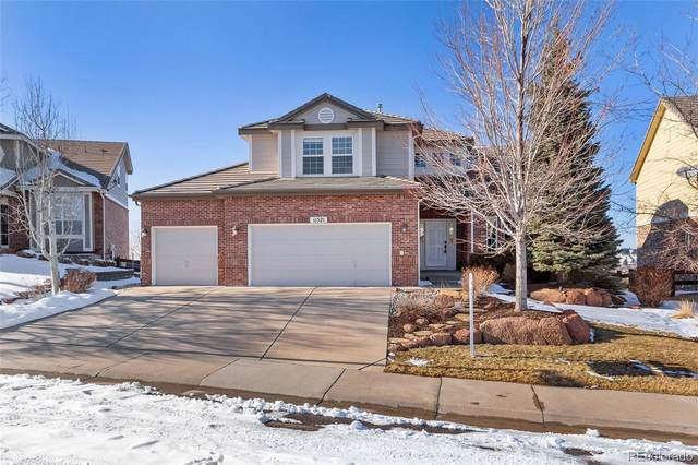 11521 Bent Oaks Street, Parker, CO 80138 (#1646654) :: The Griffith Home Team