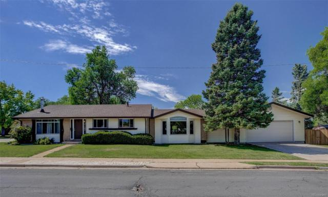 7107 S Clermont Drive, Centennial, CO 80122 (#1646671) :: The Dixon Group