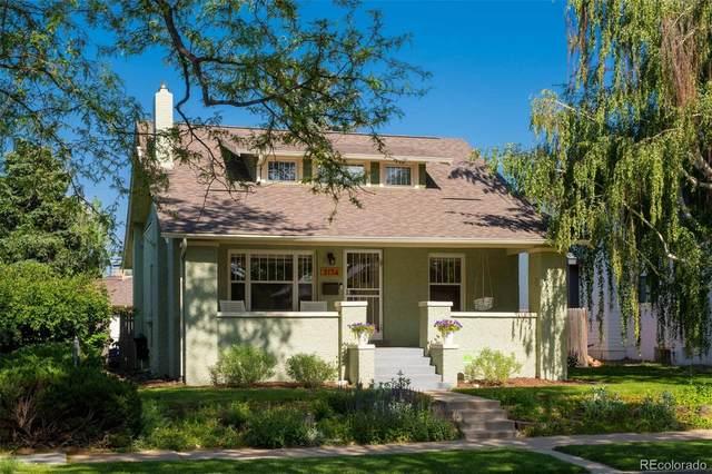 2174 S Ogden Street, Denver, CO 80210 (#1646834) :: Portenga Properties