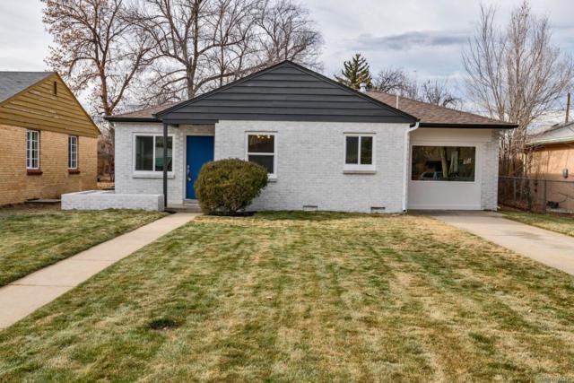 2885 Ivanhoe Street, Denver, CO 80207 (#1647241) :: The HomeSmiths Team - Keller Williams