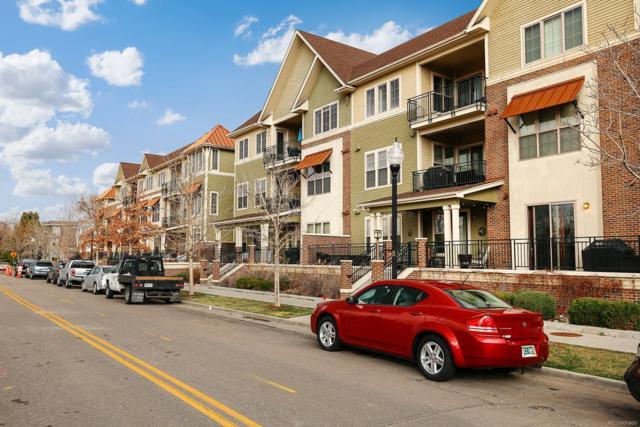 5592 S Nevada Street #306, Littleton, CO 80120 (#1647450) :: The Peak Properties Group