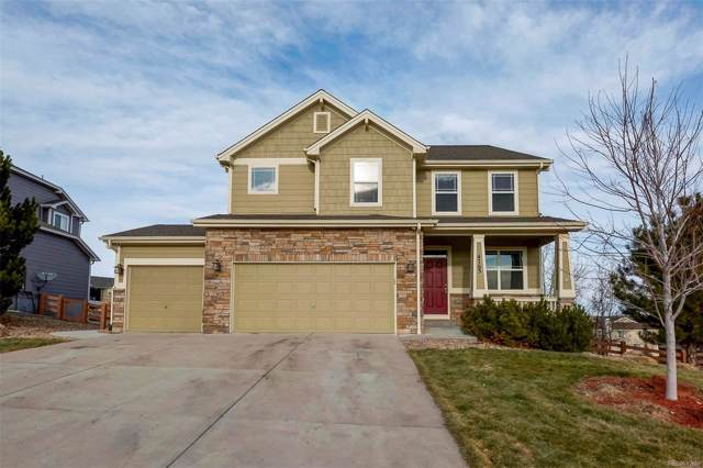 4763 Sedona Circle, Parker, CO 80134 (MLS #1647724) :: 8z Real Estate