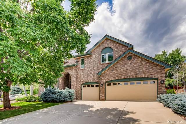 1 Photinia, Littleton, CO 80127 (#1647842) :: Chateaux Realty Group