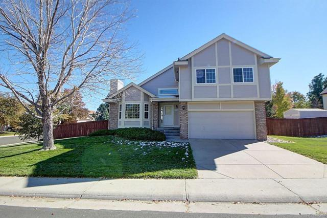 9126 Sugarstone Circle, Highlands Ranch, CO 80130 (#1648089) :: House Hunters Colorado